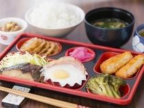 ●和朝食:500円