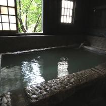 【家族風呂】石切風呂で情緒ある温泉を独り占め