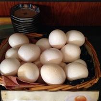 ホソヤさんの新鮮生卵