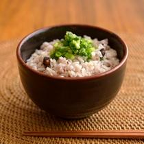 【朝食】雑穀米