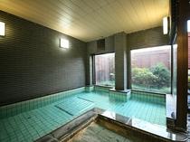 石造り大浴場(内風呂)