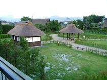 レイク忍野裏公園