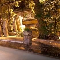 ジャングル風呂「ジェットバス」