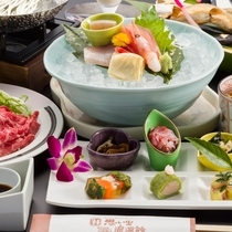 季節の和食会席 料理イメージ