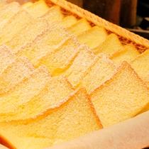 大人気のフレンチトースト(朝食)
