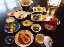 お料理一例 鯉のうま煮