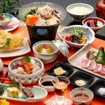 【ご夕食】春惜見の膳