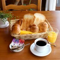 朝食(無料)