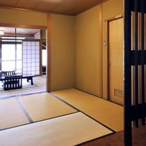 【ハイグレード】本館和室10畳(バス・ウォシュレットトイレ付)