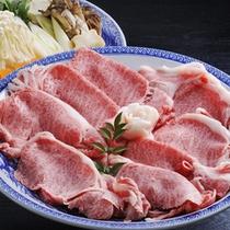 松坂肉すき焼き