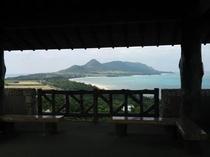 玉取り展望台からの眺望