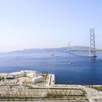 世界一の吊橋を臨む全室オーシャンビューリゾートホテル