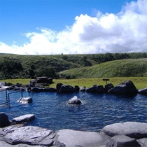 露天風呂「絶景鼻の湯」
