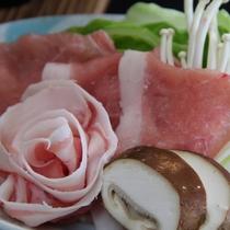鍋(夕食一例)