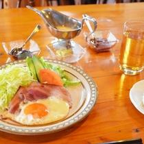 *【朝食:一例】しっかり食べて一日元気に過ごそう!