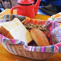 *【朝食:一例】素敵な景色とともに、朝食時間をお楽しみ下さい♪