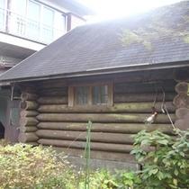 主の陶芸小屋