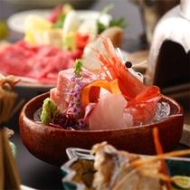 お食事グレードアップ(例)