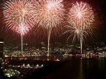 【周辺・観光スポット】熱海湾にとどろく大音響に感動♪熱海花火大会