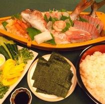 手巻き寿司プラン1
