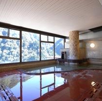 大浴場 春1