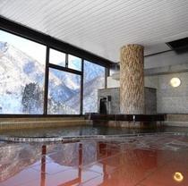 大浴場 冬2