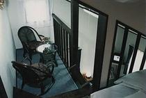 客室メゾネットルーム