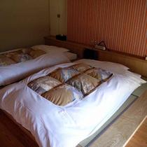 「松風」寝室