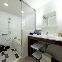 全室お風呂とトイレはセパレート!バスルームは洗い場付☆ゆったり湯船に浸かって1日の疲れがとれます♪