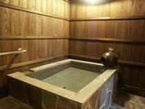 【半露天】貸切風呂★ご宿泊のお客様は無料でご利用いただけます