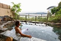 温泉 岩風呂