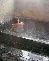 弓ヶ浜温泉は良く温まり、日頃の疲れを癒してくれる