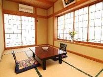 新館の和室(客室一例)