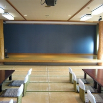 *宴会場一例/総会、会合、同窓会、研修等様々な用途にご利用いただけます!