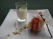 梅の宴用デザートb
