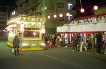 湯河原温泉・夏祭り(やっさ祭りb)