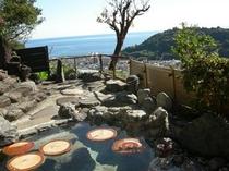 ひのき眺望風呂