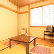和室6畳『菜の花』