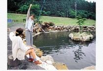 釣り池 イメージ