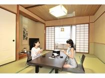 青山ホテル和室