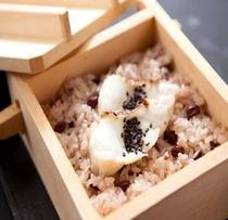 【 追加料理 】鯛赤飯(事前予約要)