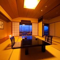 海側客室【和室10畳+4畳+広縁】