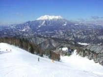 近隣のスキー場