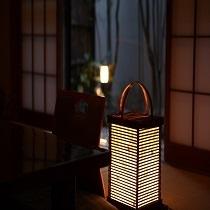 お部屋の灯篭 ☆