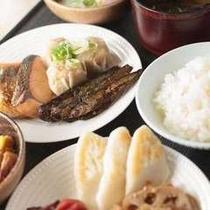 朝食バイキングイメージ(和食)
