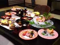 和食膳(イメージとなります)