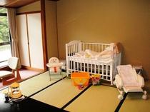 赤ちゃんプラン専用客室