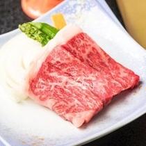 【陶板ステーキ】