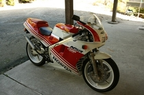 専務のバイクはNSR