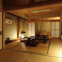 和室2間一例